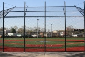 Kids will be playing on this field of dreams this summer